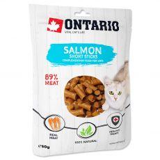 Ontario Cat salmon short sticks 50 g