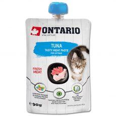Ontario Kitten tuna tasty meat paste 90 g