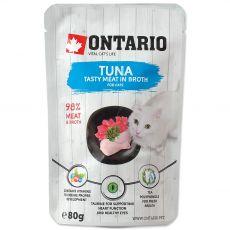 Ontario Cat tuna 80 g