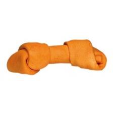 Kosť pre psa žuvacia - oranžová 250g