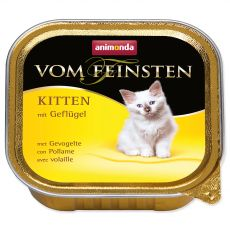 Animonda Vom Feinsten Kitten - hydina 100 g