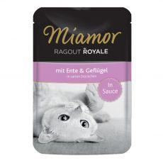 Miamor Ragout Royale kačka + hydina 100 g