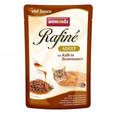 Animonda Rafiné Cat teľacie 100 g