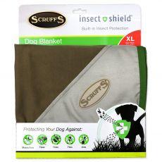 Scruffs Insect Shield deka proti parazitom XL