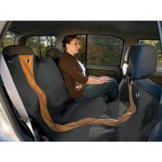 Ochranný poťah na zadné sedadlá Kurgo Wander Hammock - typ hamaka sivý