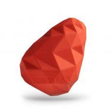 Hračka pre psy Ruffwear Gnawt-a-Cone červená