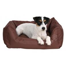 Pelech pre psy - hnedý, 75 x 65 cm