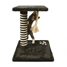 Škrabadlo pre mačiatka s lanom