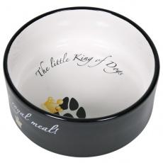 Miska pre psa - The little King of Dogs - 600 ml
