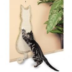 Škrabadlo pre mačku ploché, mačka