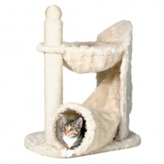 Škrabadlo pre mačku, tunel a pelech