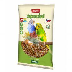 Darwin's Special krmivo pre andulky 1 kg