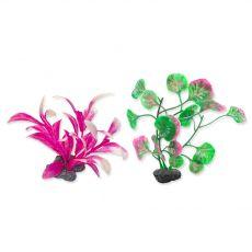 TETRA Plantastics XS rastliny ružové 6 ks