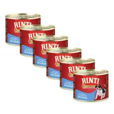 Konzerva Rinti Gold Junior hydina 6 x 185 g