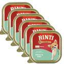 Konzerva Rinti Gold Mini Adult jeleň a hovädzie 6 x 100 g