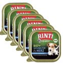 Vanička RINTI Bio hydinové srdiečka 6 x 150 g