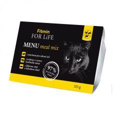 Fitmin For Life vanička pre mačky 325 g