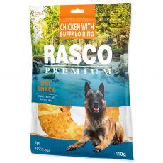 Rasco Premium Dry Snack Chicken With Buffalo Ring 110 g