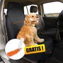 Ochranný poťah na predné sedadlo Kurgo Co-Pilot Bucket Seat Cover čierny