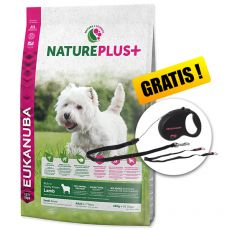 Eukanuba Nature Plus+ Adult Small Rich in freshly frozen Lamb 14 kg