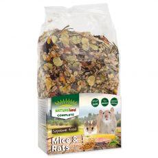 NATUREland COMPLETE Mice & Rats 700 g