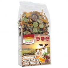 NATUREland BOTANICAL Summer vegetables with flowers 100 g