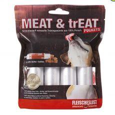 Meat Love salámy 100 % byvol 4 x 40 g