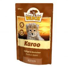Wildcat Karoo Kitten kapsička 100 g