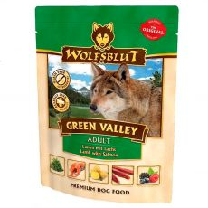 Wolfsblut Green Valley kapsička 300 g