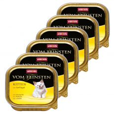 Animonda Vom Feinsten Kitten - hydina 6 x 100 g