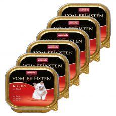 Animonda Vom Feinsten Kitten - hovädzie 6 x 100 g
