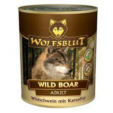 Konzerva WOLFSBLUT Wild Boar 800 g