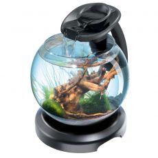 Akvárium Tetra Duo Waterfall Globe čierne 6,8 L
