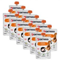 Ontario Cat chicken tasty meat paste 12 x 90 g