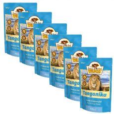 Wildcat Tanganika kapsička 6 x 100 g