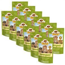 Wildcat Serengeti kapsička 12 x 100 g