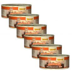 Wildcat Chickeria Chicken & Salmon konzerva 6 x 90 g
