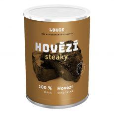 LOUIE Hovädzie steaky 400 g