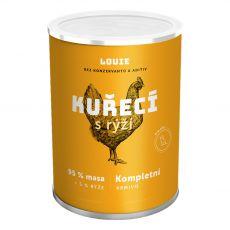 LOUIE Kuracie s ryžou 1200 g