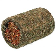 NATUREland NIBBLE Hay tunnel with carrots 125 g