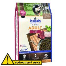 Bosch ADULT Lamb & Rice 3kg - POŠKODENÝ OBAL