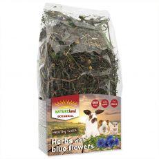 NATUREland BOTANICAL Herbs with blue flowers 100 g