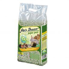 Podstielka JRS Pet's Dream Paper Pure 10 L / 4,8 kg