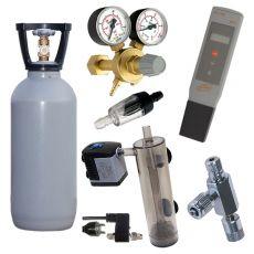 CO2 AAA set 1,5kg + pH meter ZDARMA