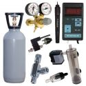CO2 AAA top set + pH Controller (1,5kg)