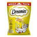 Dreamies pochúťky s jemným syrom pre mačky 180 g