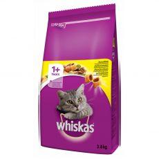 Whiskas kuracie 3,8 kg