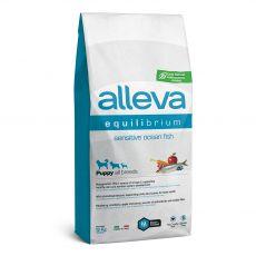 Alleva SP EQUILIBRIUM dog sensitive ocean fish puppy all breeds 12 kg