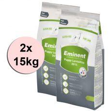 Eminent Puppy Lamb & Rice 2 x 15 kg