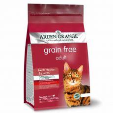 ARDEN GRANGE GF Adult Cat Chicken & Potato 2 kg